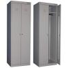 Шкафы металлические, шкафы 1-2-3-4-5 секционные для раздевалок, шкафы - фотография №5