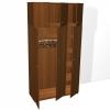 Шкафы металлические, шкафы 1-2-3-4-5 секционные для раздевалок, шкафы - фотография №4