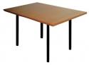 Столы офисные, парты, столы для аудиторий, столы металлокаркас - фотография №5