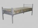 Армейские кровати металлические для обстановки казарм, бараков, тюрем - фотография №3