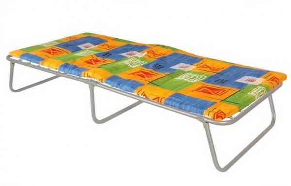 Раскладушки, Кровати металлические для небольших помещений, вагончиков