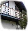 Перила балконные из массива Дуба. Размер, цвет, тематика резьбы – любы - фотография №2