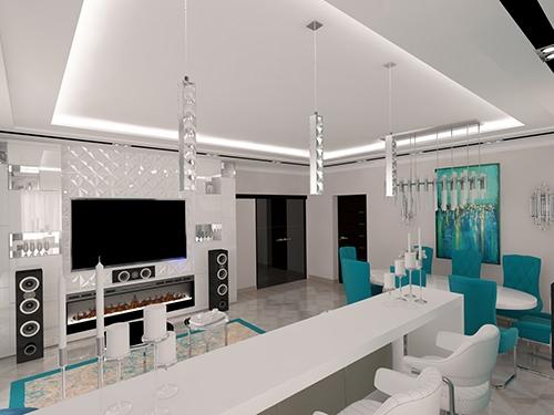 Дизайн-проект интерьера и ремонт квартир,домов,коттеджей