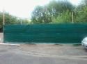 Сетка для ограждения ПП210 (зеленая) 2,1 50м. - фотография №2