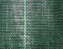 Сетка для ограждения ПП210 (зеленая) 2,1 50м. - фотография №3
