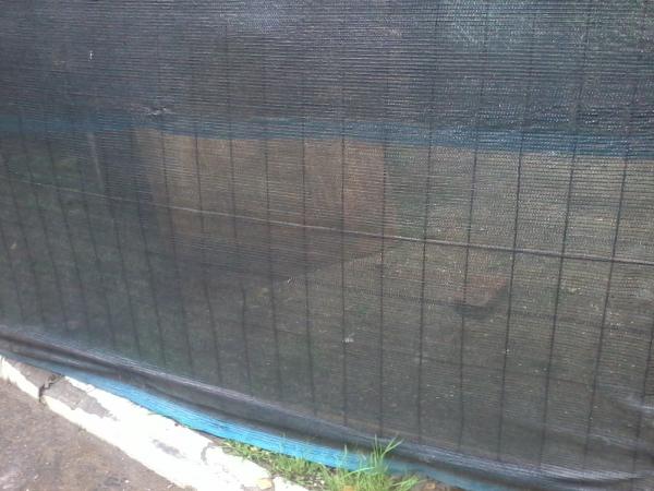 Сетка фасадная защитная затеняющая 80г/м2 3*50м, 2*50м, 2*100м